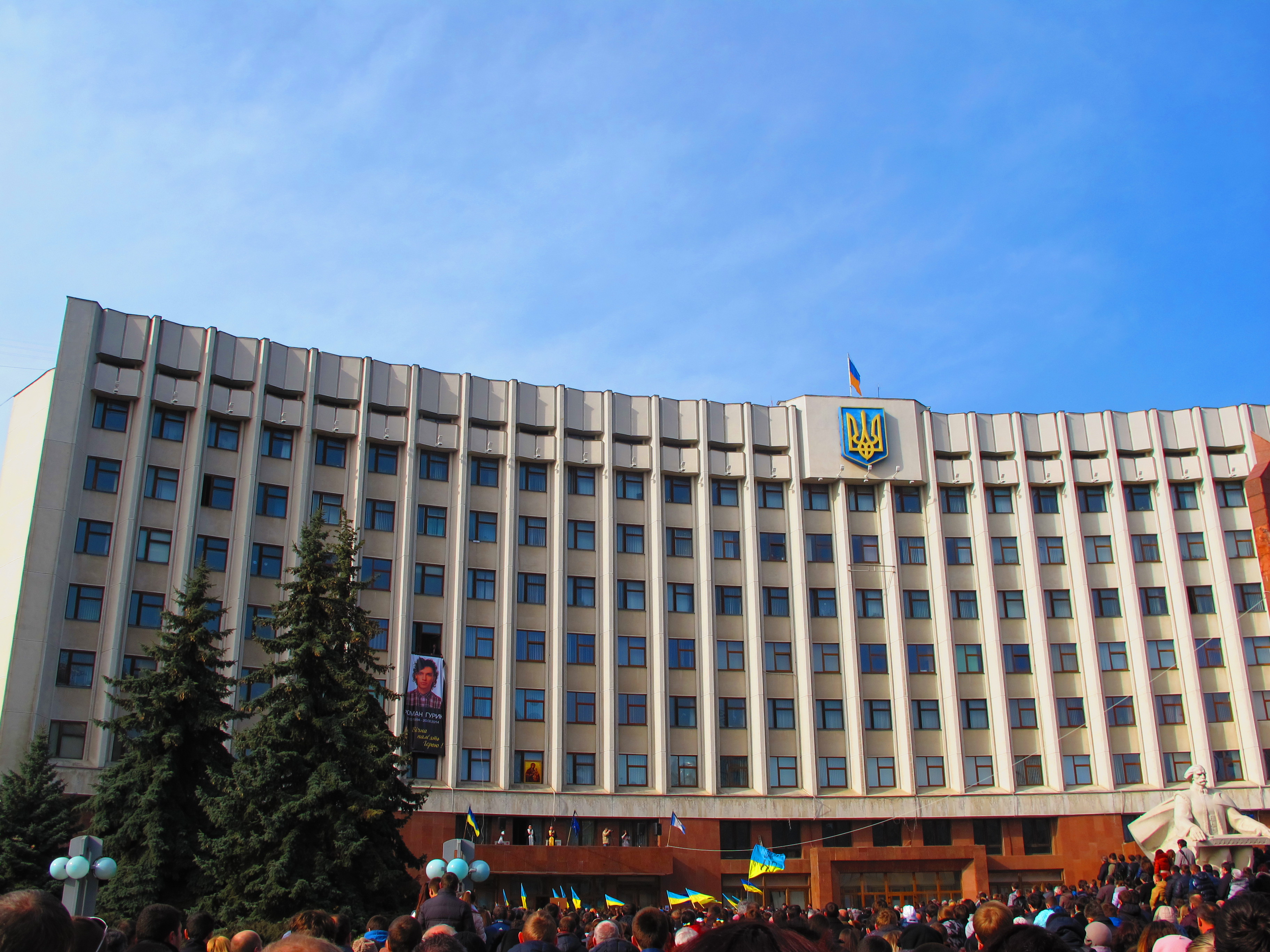 Medical institutions (hospitals) of Ivano-Frankivsk region: a selection of sites