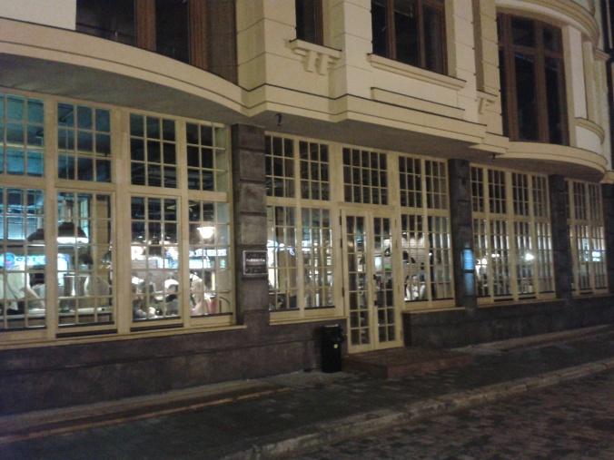 Fabbrica, new Italian restaurant in Ivano-Frankivsk